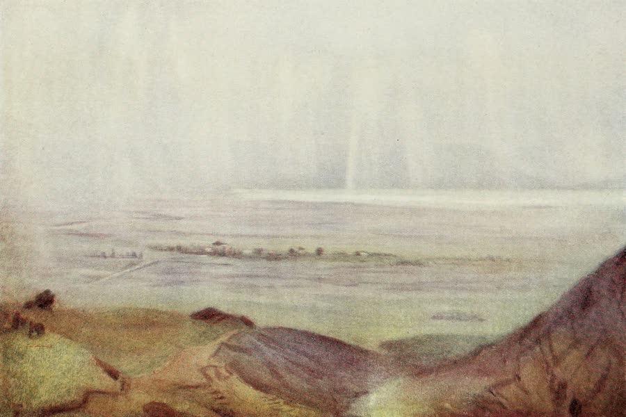Under the Syrian Sun Vol. 2 - Rain effect over the Dead Sea and Jericho (1907)