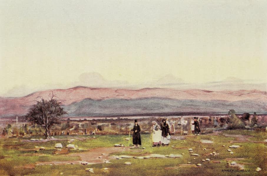 Under the Syrian Sun Vol. 2 - Russian Pilgrims returning from the Jordan (1907)