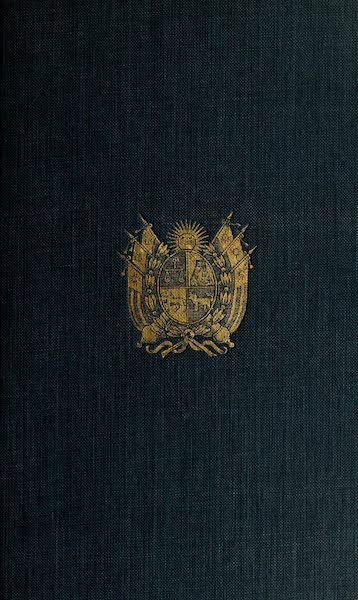 Uruguay by W. H. Koebel - Front Cover (1911)