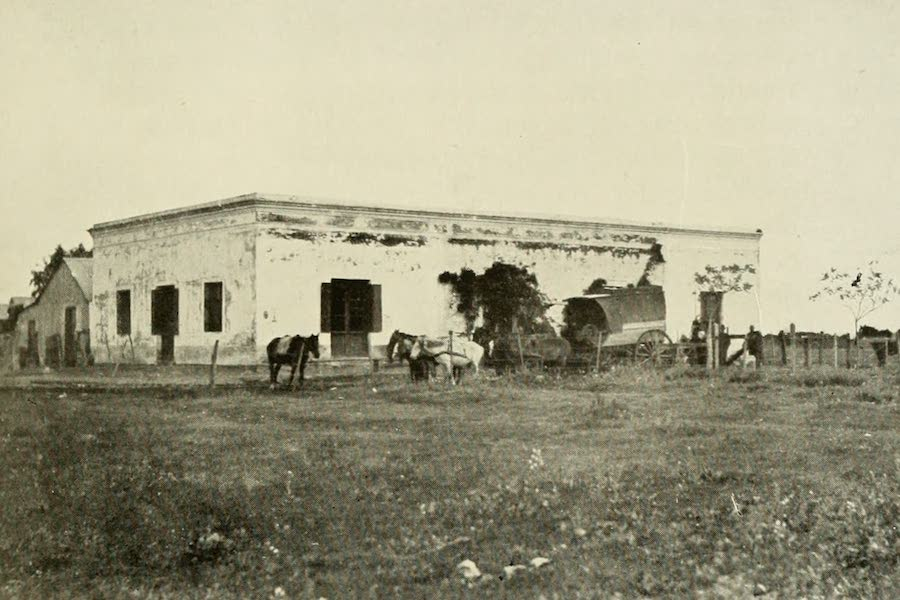 Uruguay by W. H. Koebel - A Rural Inn (1911)