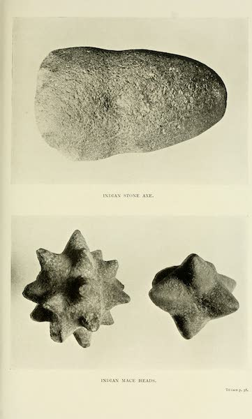 Uruguay by W. H. Koebel - Indian Stone Axe (1911)