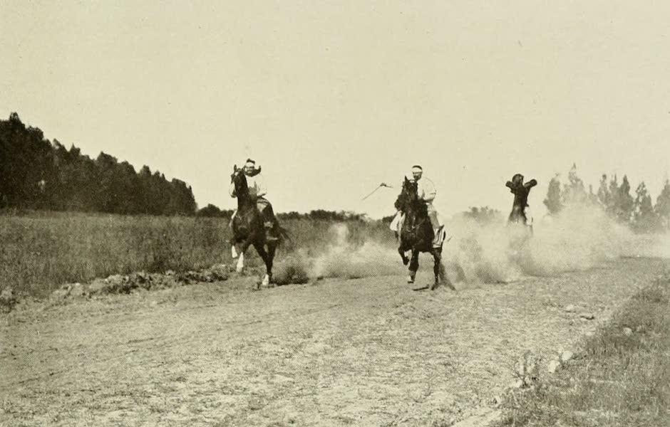 Uruguay by W. H. Koebel - A Gaucho Race : The Start (1911)