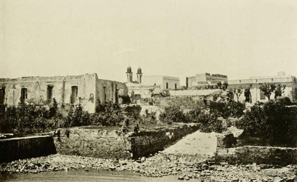 Uruguay by W. H. Koebel - Ruined Colonia (1911)