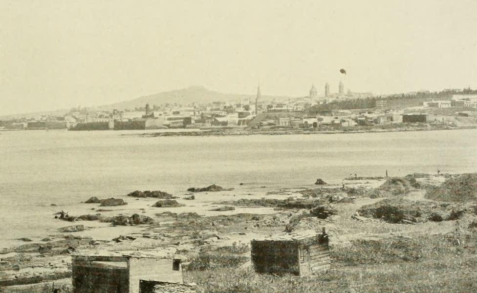 Uruguay by W. H. Koebel - Montevideo And the Cerro Hill (1911)