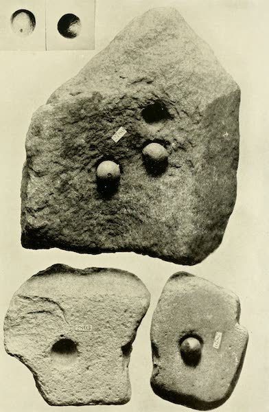 Uruguay by W. H. Koebel - Ancient Stones Employed for Nut-crushing (1911)