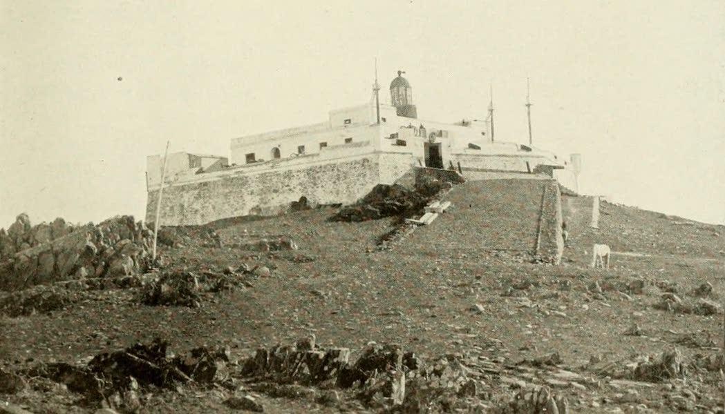 Uruguay by W. H. Koebel - The Cerro Fort (1911)