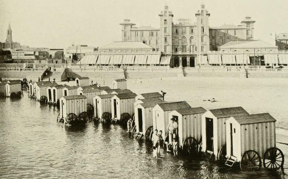 Uruguay by W. H. Koebel - The Beach at Parque Urbano (1911)