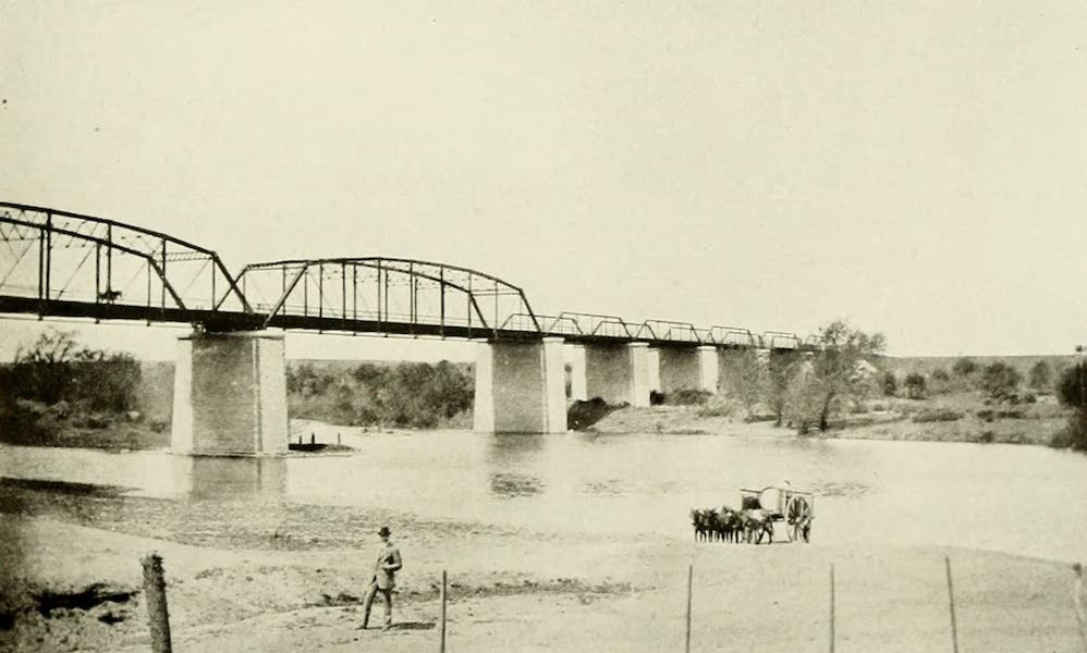 Uruguay by W. H. Koebel - The San Jose Road Bridge (1911)