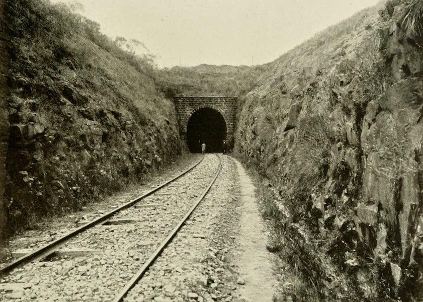 Uruguay by W. H. Koebel - Tunnel at Banada de Rocha (1911)