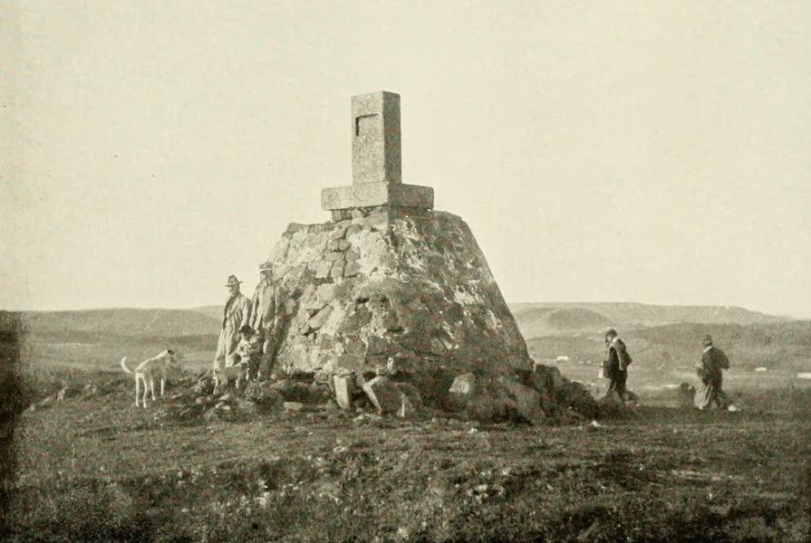 Uruguay by W. H. Koebel - Frontier Stone at Rivera (1911)