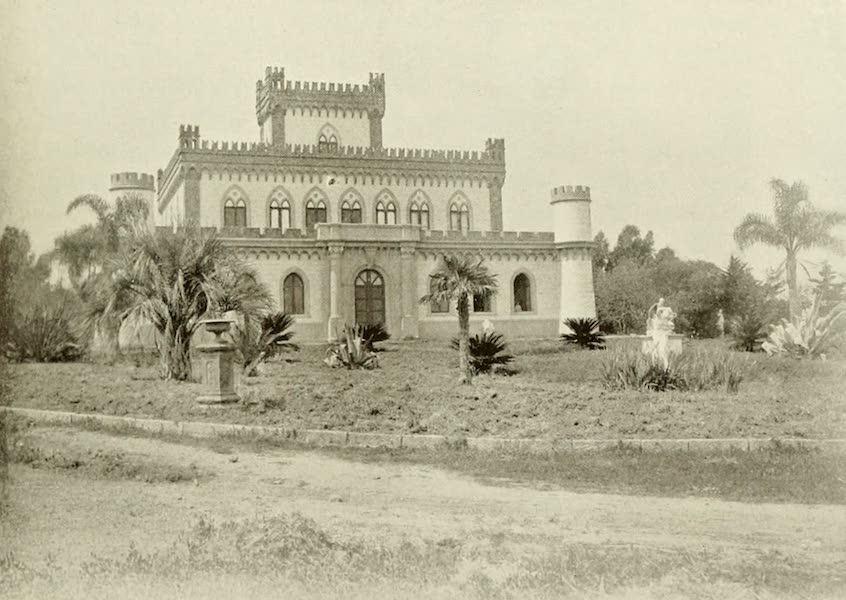 Uruguay by W. H. Koebel - The Castillo : Piriapolis (1911)