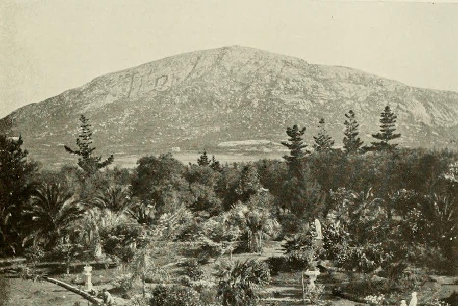 Uruguay by W. H. Koebel - The Pan De Azucar Mountain (1911)