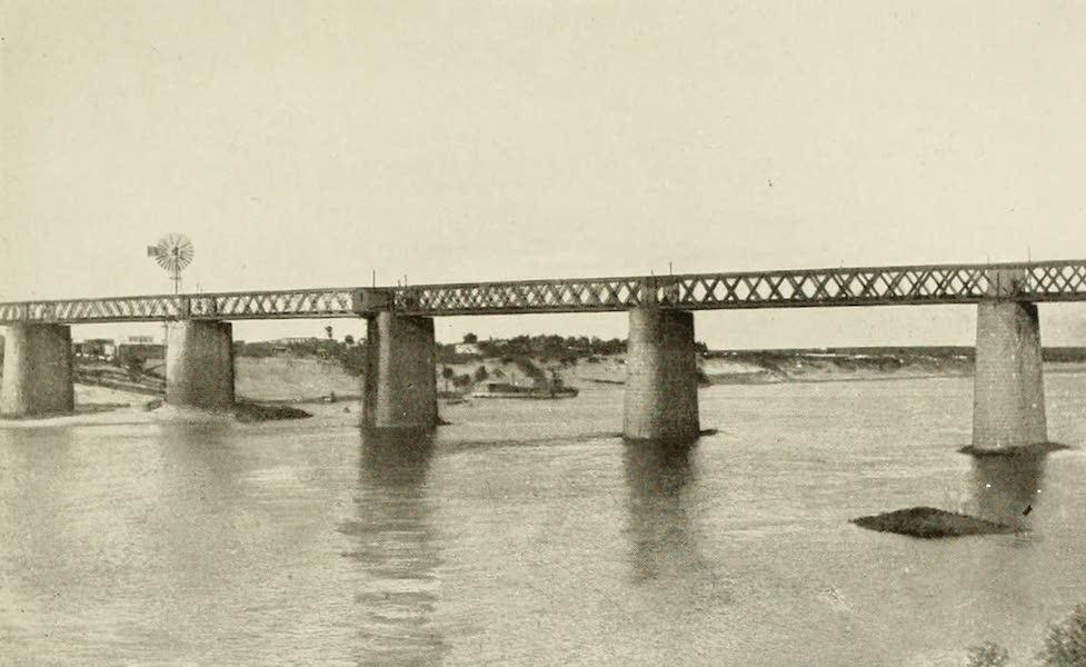 Uruguay by W. H. Koebel - Rio Negro Bridge (1911)