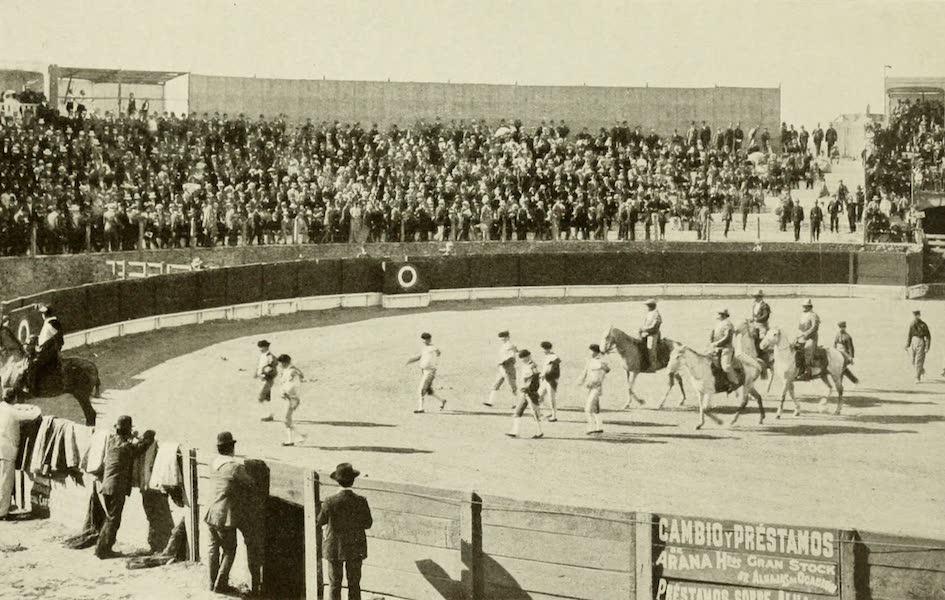 Uruguay by W. H. Koebel - The Bull Ring (1911)