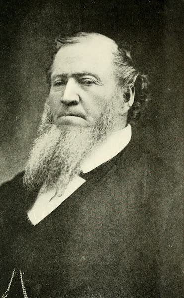 Utah, the Land of Blossoming Valleys - Brigham Young, Second President of the Mormon Church (1922)