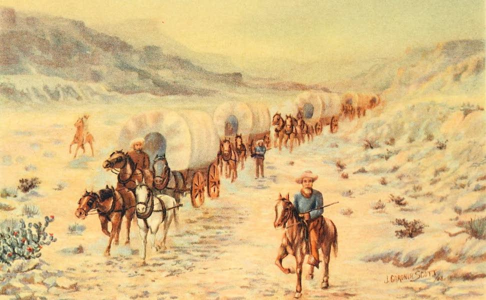 "Utah, the Land of Blossoming Valleys - ""The Salt Lake Trail"" (1922)"