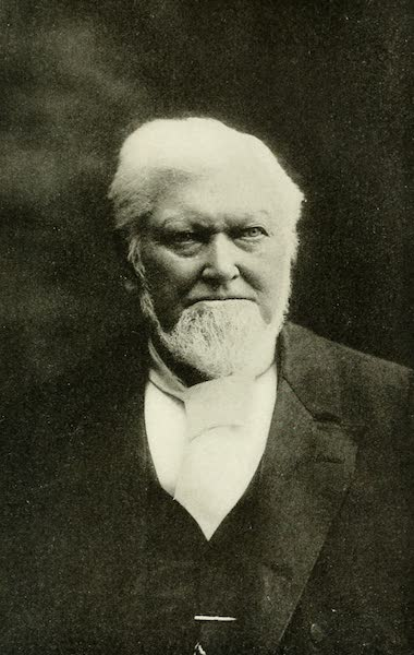 Utah, the Land of Blossoming Valleys - Wilford Woodruff, Fourth President of the Mormon Church (1922)