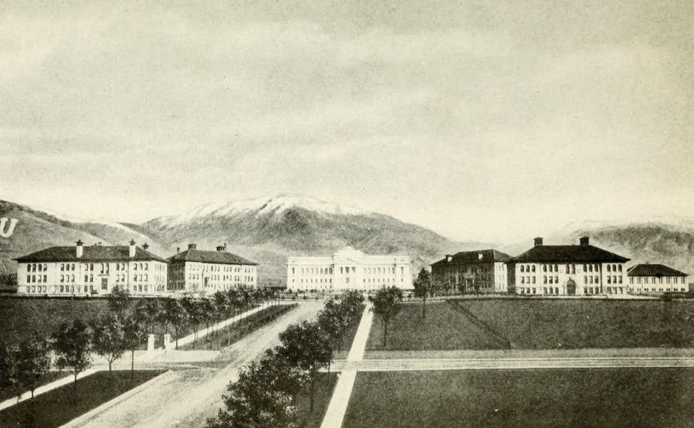 Utah, the Land of Blossoming Valleys - University of Utah, Salt Lake City (1922)