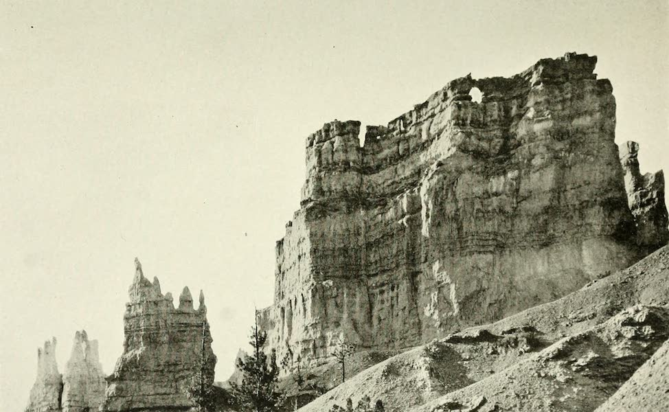 Utah, the Land of Blossoming Valleys - Carvings of the Ages, Bryce Canyon (1922)