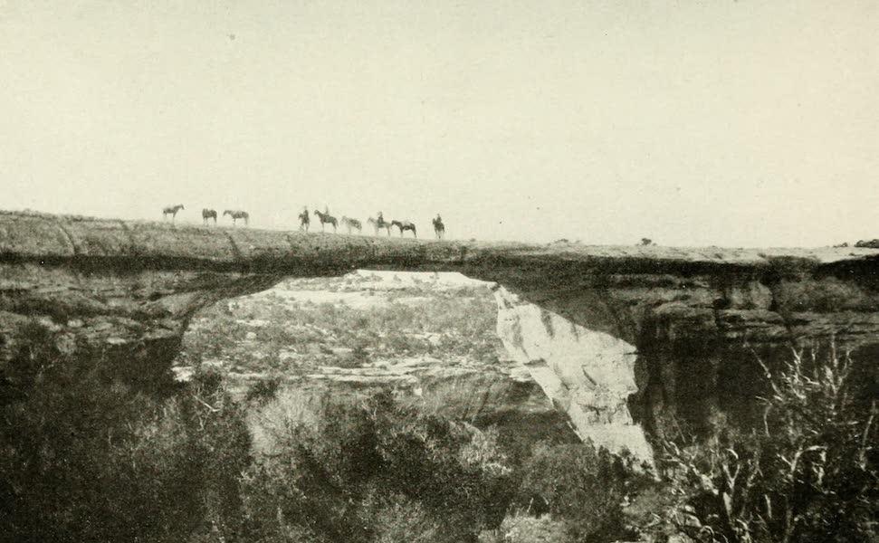 Utah, the Land of Blossoming Valleys - Caroline, or Katchina, Natural Bridge (1922)