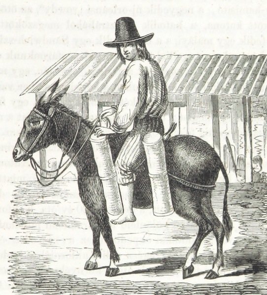 Utazas Kalifornia deli Reszeiben - Los-angelesi bor- es limonade-arus (1860)
