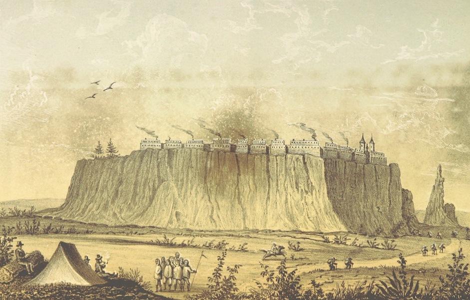 Utazas Kalifornia deli Reszeiben - San Marco. A Kaliforniai Felszigeten (1860)