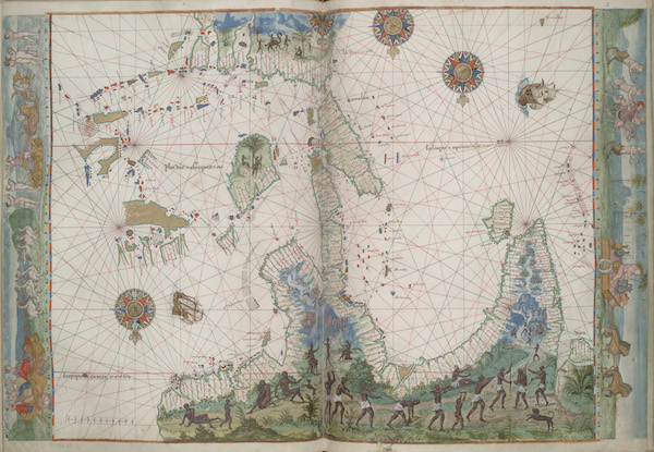 Vallard Atlas - La Java (1547)