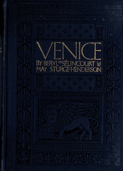 Venice - Front Cover (1907)