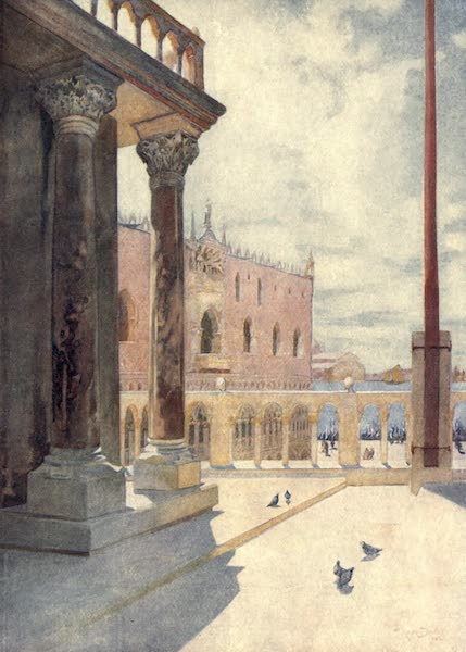Venice - View from the Gallery of San Marco (1907)