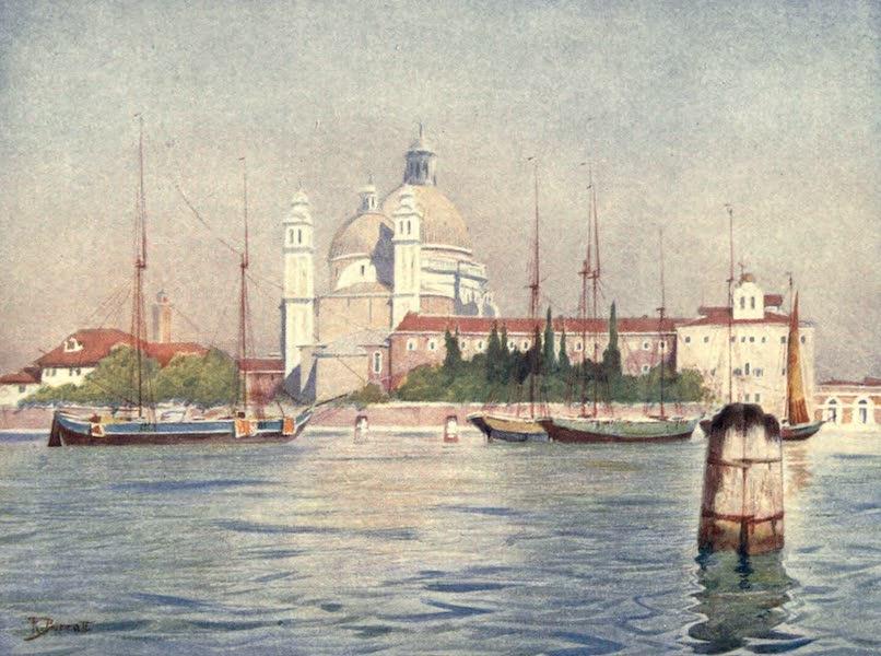 Venice - Santa Maria della Salute (1907)