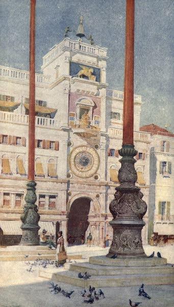 Venice - The Clock Tower (1907)