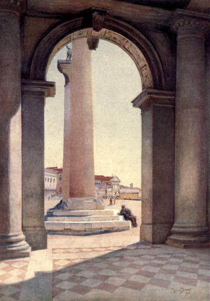 Venice - Riva Degli Schiavoni (1907)