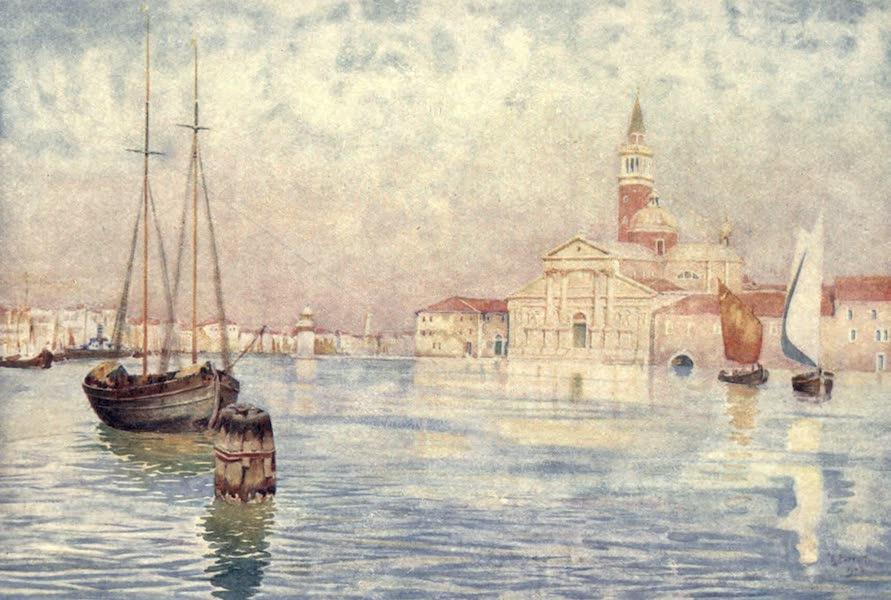 Venice - San Giorgio (1907)