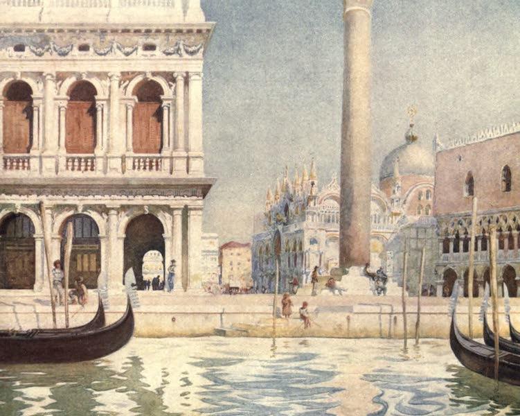 Venice - Piazzetta, The Library (1907)