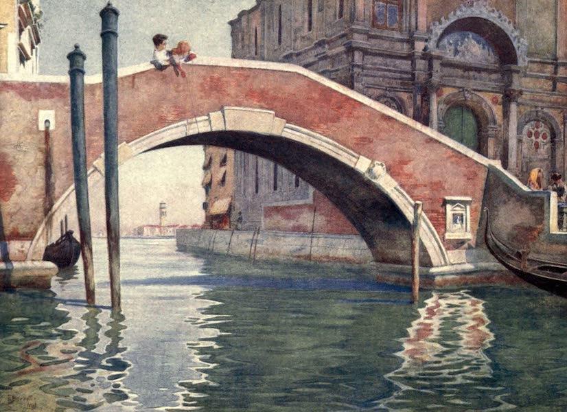 Venice - A Venetian Bridge (1907)