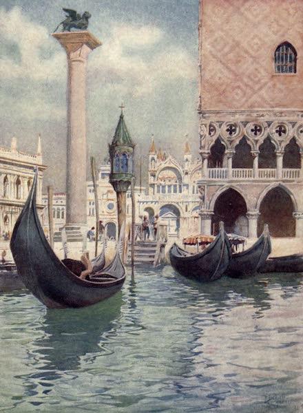 Venice - The Gondoliers' Shrine (1907)