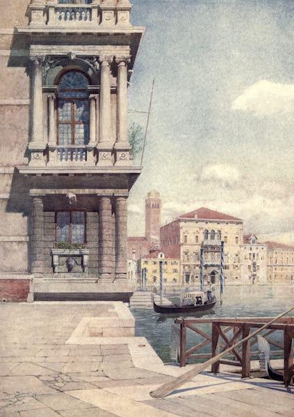Venice - Palazzo Rezzonico (1907)