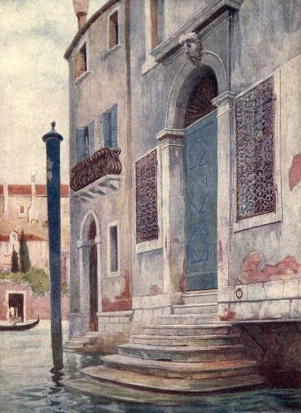 Venice - A Palace Door (1907)