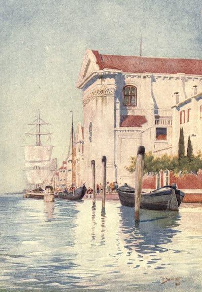 Venice - Zattere (1907)