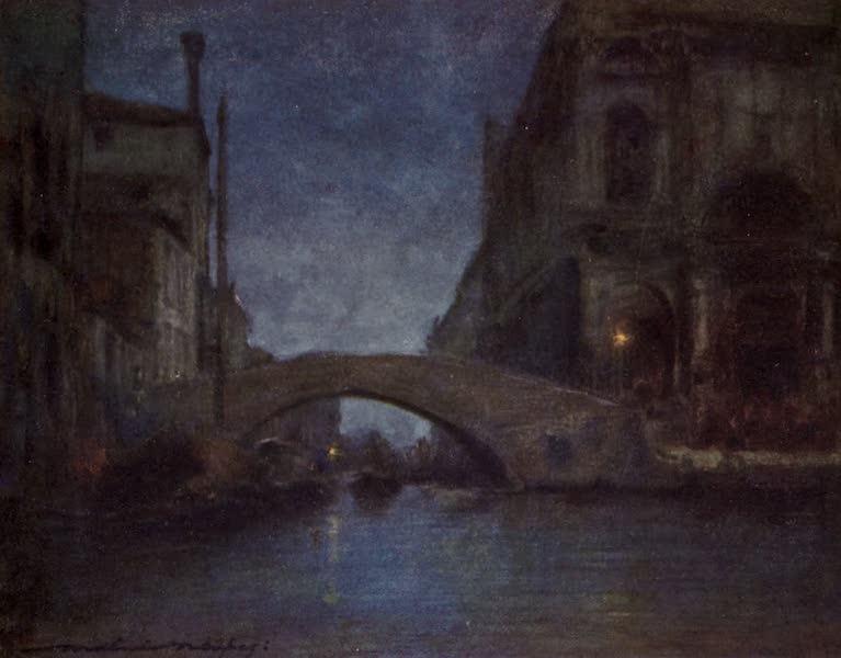 Venice, by Mortimer Menpes - Ospedale Civile (1904)