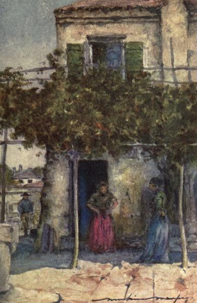 Venice, by Mortimer Menpes - Marietta (1904)