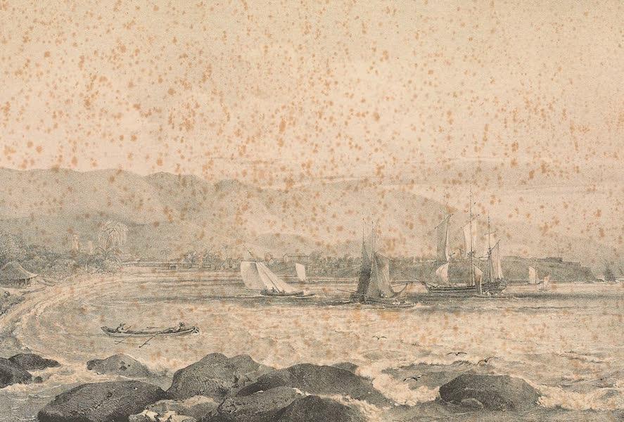 Viaje Pintoresco y Arqueolojico de la Republica Mejicana - Bahia de Acapulco (1840)