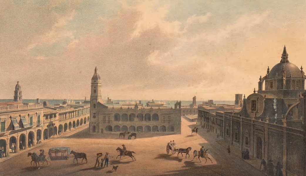 Viaje Pintoresco y Arqueolojico de la Republica Mejicana - Veracruz (1840)