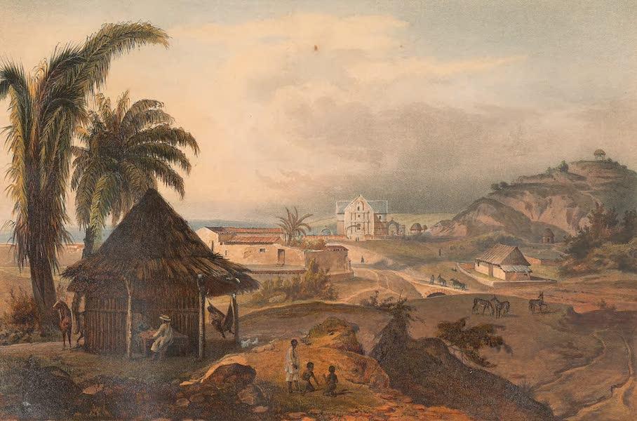 Viaje Pintoresco y Arqueolojico de la Republica Mejicana - Papantala - Pueblo de Indios Totnacos (1840)