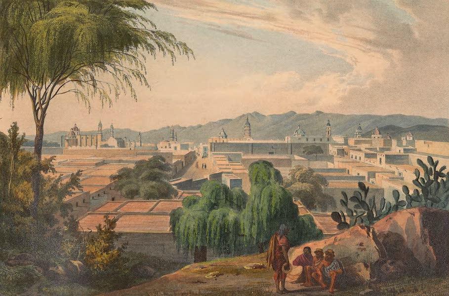 Viaje Pintoresco y Arqueolojico de la Republica Mejicana - St. Luis Potosi (1840)