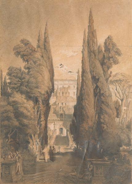 Viaje Pintoresco y Arqueolojico de la Republica Mejicana - [Untitled View] (1840)
