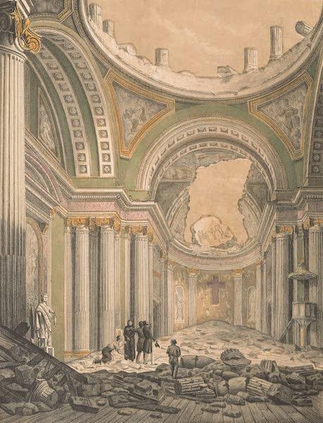 Viaje Pintoresco y Arqueolojico de la Republica Mejicana - Capilla del Senor de St. Teresa (1840)