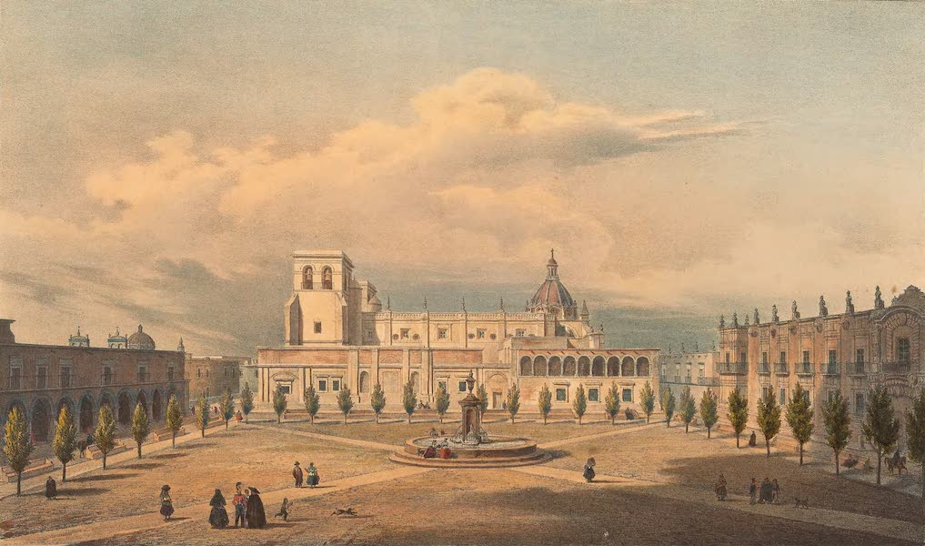 Plaza Mayor de Guadalajara