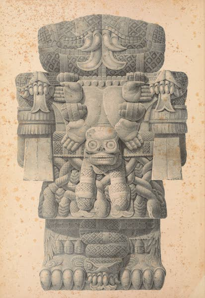 [Untitled Mesoamerican Statues]