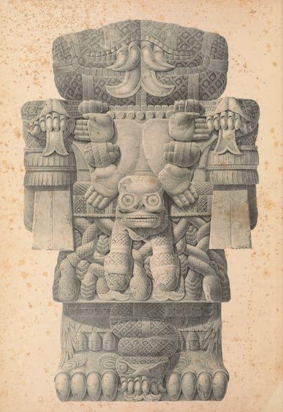 Viaje Pintoresco y Arqueolojico de la Republica Mejicana - [Untitled Mesoamerican Statues] (1840)